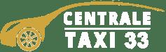 Logo Centrale Taxi 33 Bordeaux